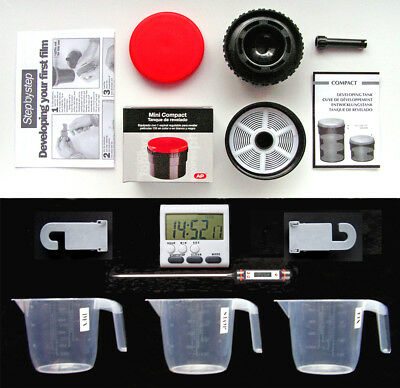 "35Mm   Black & White  Film  Developing Kit    ""great Value"""