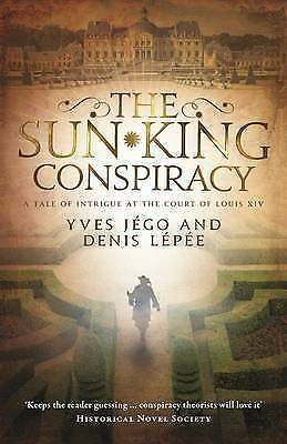 Jego, Yves-Sun King Conspiracy BOOK NEW