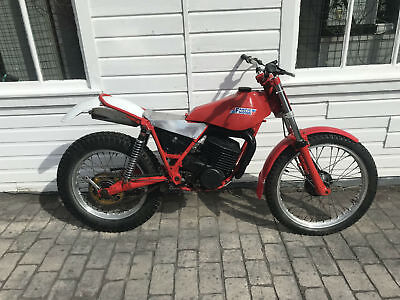 Fantic 240 Twinshock Trials Bike - Reyt Bike !