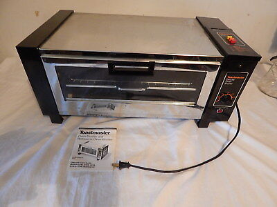 Toastmaster Toaster Oven And Broiler Model 309 G25 44