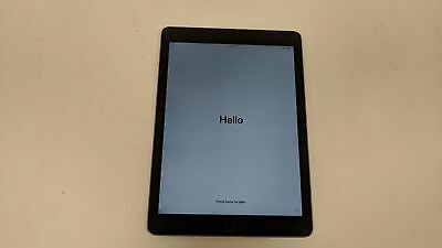 Apple iPad Air 2 64GB Space Grey Wifi Only Cracked No TouchID