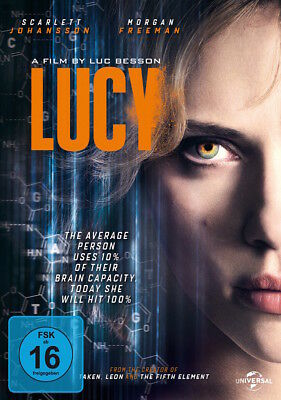 Luc Besson - Lucy, 1 DVD