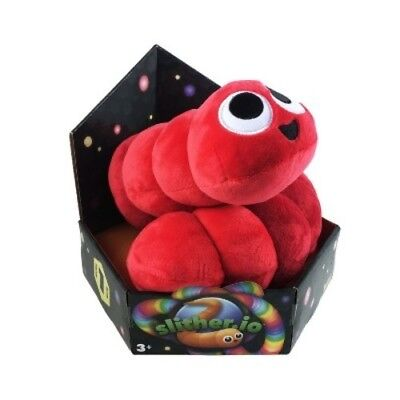 """NEW Slither.io Baby 24"""" Bendable Plush Toy - Multi"""