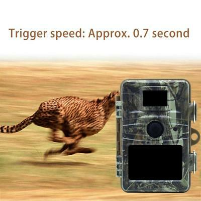 Hunting Trail Camera Full HD 12MP 1080P Video Night Vision Scouting Infrared MMS