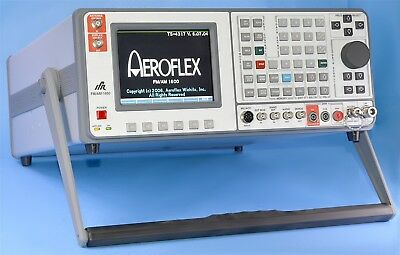IFR Aeroflex FM/AM 1600S Communication Service Monitor TS-4317 NEW IN THE BOX