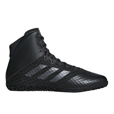 new arrival a6b85 dbc32 Adidas Mat Wizard 4 Mens Wrestling Shoes AC6971 - Carbon, Black (NEW) List
