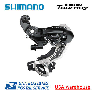Shimano Tourney RD-TX35 6/7 Speed Claw Hanger Mount Bicycle Rear Derailleur OE
