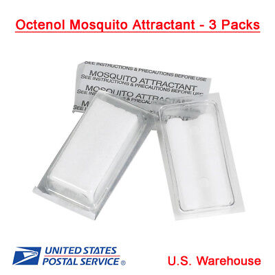 Octenol Mosquito Magnet Attractant (3 PACK) Insect