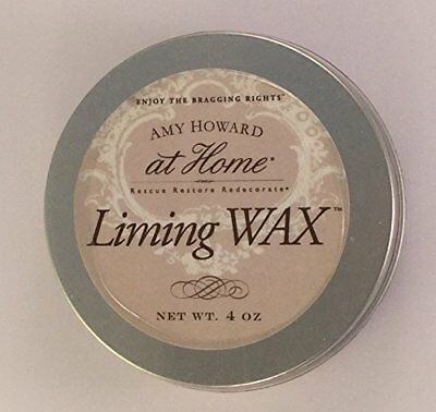 AMY HOWARD LIMING WAX 3.5 OZ Tin Antique Finishing