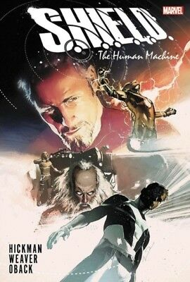 Shield: The Human Machine, 9780785152491