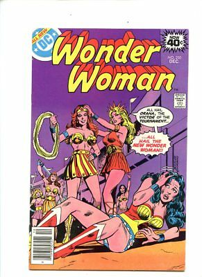 Wonder Woman #250 (1978) 1st Appearance Organa High Grade VF/NM 9.0