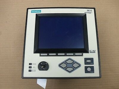 Siemens 9610 9610DC-1156-GGZA Access Power Meter