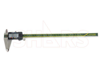 "Shars 12"" 300Mm Stainless Digital Electronic Caliper .0005"