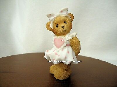 Cherished Teddies It's No Surprise How Much I Love You 2004 NIB