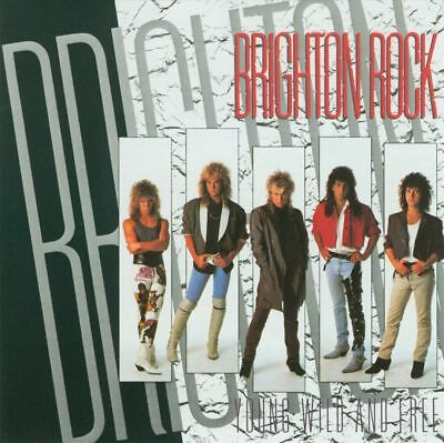 Brighton Rock - Young, Wild and Free