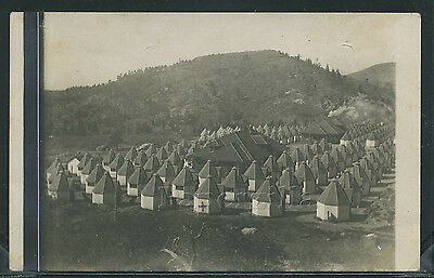 CO Woodmen RPPC 1910's WMA TUBERCULOSIS SANITORIUM Touching Message to Son
