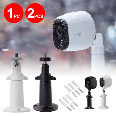 1/2Pack Security Wall Holder Mount Outdoor/Indoor for Arlo Pro 2/Pro/Arlo Camera
