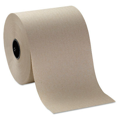 Georgia Pacific Professional Hardwound Roll Paper Towels, 7 4/5 x 1000ft, Brown,