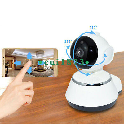 720P HD HOT V380 WIFI Network Camera Remote Video 360°Eyes Two-Way