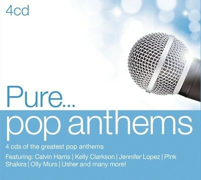Sony Music - Pure... Pop Anthems