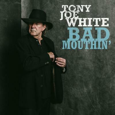 Tony Joe White - Bad Mouthin' (NEW CD ALBUM) (Preorder Out 28th September)