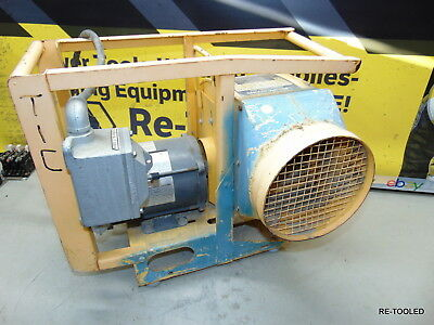 Air Systems Fume Extractor Svb-E8Exp - Explosion-Proof Electric Blower