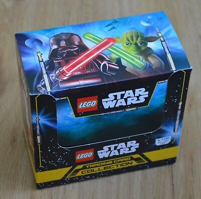 Lego Star Wars™ Serie 1 Cromos Coleccionables Game 1 Pantalla 50 Booster-250