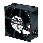 9G0824G102 1 Piece - Sanyo Denki Fans and Blowers