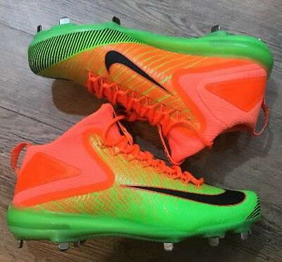 01a0c11555eb Nike Zoom Trout 3 Men's Baseball Cleats Size 11 Luminescent ASG 844627 803  NEW