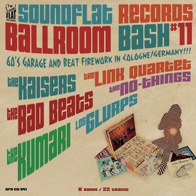 Soundflat - Soundflat Records Ballroom Bash Compilation, Vol. 11