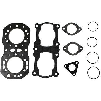 SPI Top End Gasket Kit Many 1989-1995 Polaris 500 L/C Snowmobiles SEE LIST