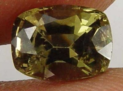 2.25CT Nice Size 100% Natural Kornerupine Gem 10090153
