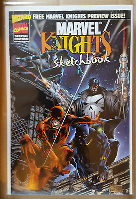 Marvel Knights - Special Edition (Marvel Comics / Wizard Press / Preview / Vfn-)
