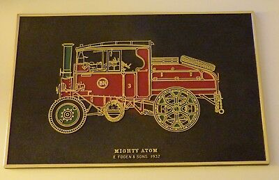 MIGHTY ATOM, E. FODEM & SONS 1932, produced FRANK DOWN LTD., selten!