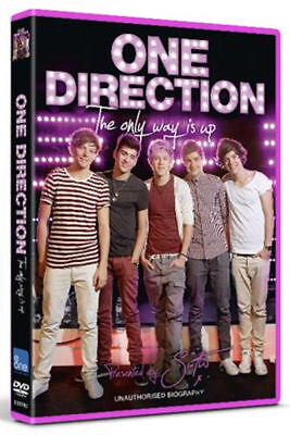 One Direction - The Only Way Is Up DVD NEW dvd (EO10782)