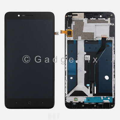 US OEM Display LCD Touch Screen Digitizer Replacement For ZTE Blade Z Max Z982