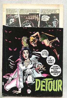 Wonder Woman #190-1970 stripped Mike Sekowsky Ranagor
