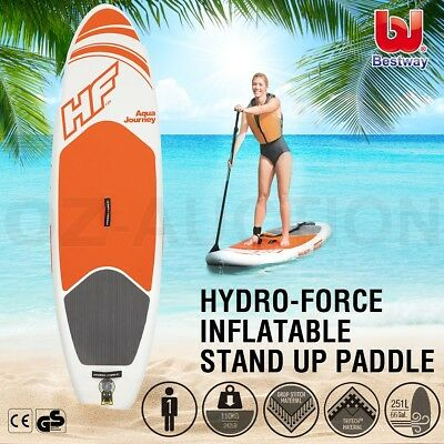 Bestway 2.74M Stand Up Paddle Board Inflatable Paddleboard Surfing SUP Kayak W/O