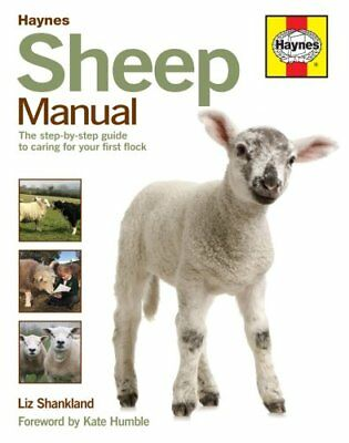 Sheep Manual The complete step-by-step guide to caring for your... 9780857337702
