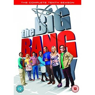Big Bang Theory (The) S10 [Edizione: Regno Unito] New Dvd
