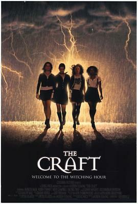 THE CRAFT Movie Poster   11x17   Licensed - New   Tunney, Balk, Campbell (1996)