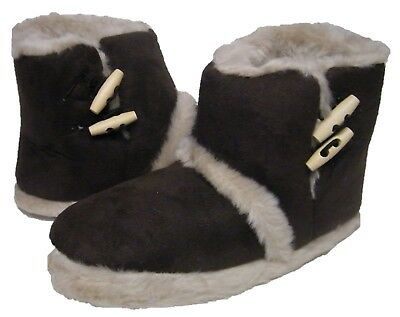 Womens Girls New Black Bianca Mid-Calf Cosy Annabelle Winter Casual Boots UK 4-8