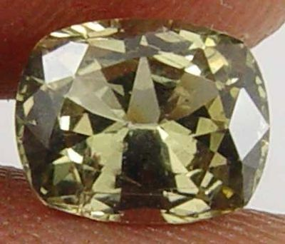 1.25CT 100% Natural Well Cut Rare Kornerupine 10100440