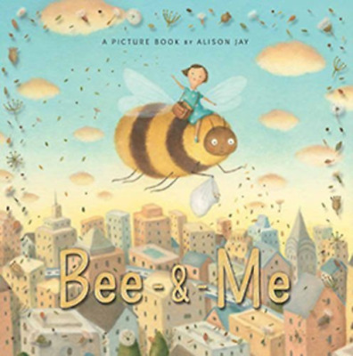 Jay Alison-Bee And Me Book Neu