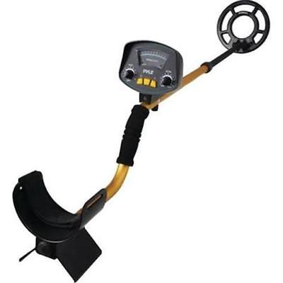 Pyle PHMD53 Treasure Hunting Waterproof Metal Detector Submergible Search Coil
