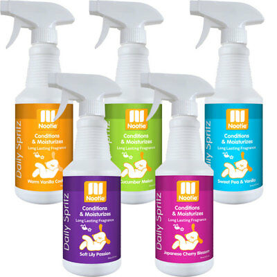 Dog Grooming Scented Spritz Freshen Condition Pet Coat Soap Free Choose Scent