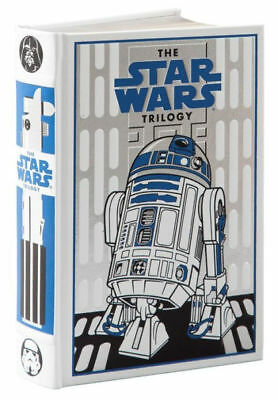The Star Wars Trilogy (Barnes & Noble Leatherbound Classics) White R2D2 version