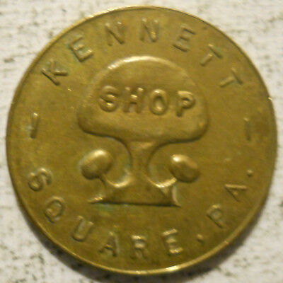 Kennett Square (Pennsylvania) parking token - PA3507A