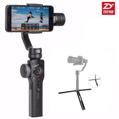 Zhiyun Smooth 4 3-Axis Handheld Gimbal Stabilizer Smartphone For iPhone Android