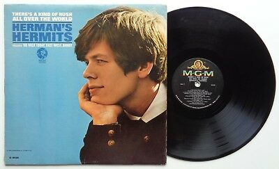 160A	Herman's Hermits	There's a kind of Hush all over the World	E4438	US LP